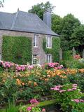 Rendez Vous aux Jardins 2018 -Visite guidée du jardin du manoir de Saussey