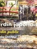 Rendez Vous aux Jardins 2018 -Visite découverte du jardin japonais de Sains du Nord