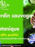 Rendez Vous aux Jardins 2018 -Visite découverte du jardin sauvage et botanique de Sains du Nord