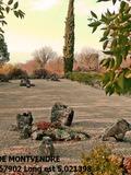 Rendez Vous aux Jardins 2018 -Visite libre et visite commentée du jardin zen de Montvendre