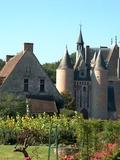 Rendez Vous aux Jardins 2018 -Visite découverte du parc du château du Moulin et de son Conservatoire de la fraise