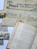 Journées du patrimoine 2016 -Visite des archives et découverte du métier d'archiviste