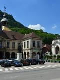 Journées du patrimoine 2016 -Visite des espaces publics de la Mairie de Salins-les-Bains