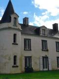 Journées du patrimoine 2016 -Visite des extérieurs du château de la Herbretais