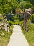 Rendez Vous aux Jardins 2018 -Visite des jardins de l'Espace Chemins-Bideak