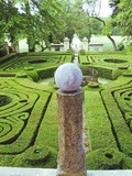 Journées du patrimoine 2016 -Jardins du château du Castelet des Crozes