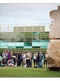 Journées du patrimoine 2016 -Visite des oeuvres d'art du campus de Dijon