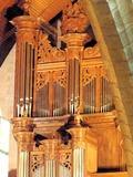 Journées du patrimoine 2016 -Visite des orgues de l'église Notre-Dame