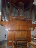 Journées du patrimoine 2016 -Présentation des orgues de l'église