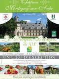 Rendez Vous aux Jardins 2018 -Visite des vergers-potagers et du parc du Château de Montigny-sur-Aube