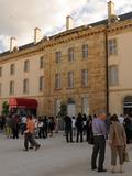 Journées du patrimoine 2016 -Visite du bâtiment de la délégation militaire