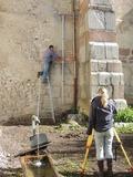 Journées du patrimoine 2016 -Visite du chantier archéologique
