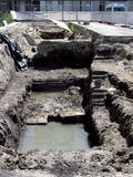 Journées du patrimoine 2016 -Visite du chantier de fouille du site des Tanneurs