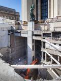 Journées du patrimoine 2016 -Visite du chantier de la salle Firmin Gémier