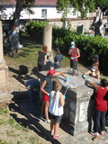 Journées du patrimoine 2016 -Visite du chantier de restauration de l'enclave des De Solages