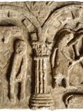 Journées du patrimoine 2016 -Visite du chantier-école d'archéologie dans l'ancienne abbaye Saint-André-le-Haut, Vienne (Isère)