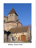 Journées du patrimoine 2016 -Visite du choeur roman de l'église de Melisey