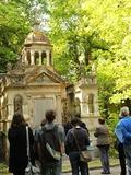 Rendez Vous aux Jardins 2018 -Visite du cimetière de la Madeleine