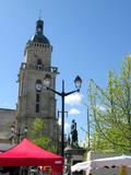 Journées du patrimoine 2016 -Visite du clocher de l'église St Michel
