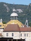 Journées du patrimoine 2016 -Visite du Dôme de Notre Dame Libératrice à Salins-les-Bains