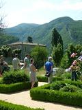 Rendez Vous aux Jardins 2018 -Visite du jardin botanique de l'Ancien Monastère de Sainte-Croix