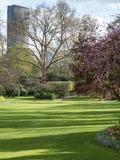 Rendez Vous aux Jardins 2018 -Visite du jardin de l'hôtel de Matignon