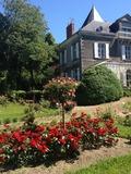 Rendez Vous aux Jardins 2018 -Visite du Jardin du château de Rio Froment à Savenay