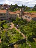 Rendez Vous aux Jardins 2018 -Visite commentée du jardin du moyen-âge.