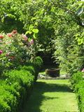Rendez Vous aux Jardins 2018 -Visite du Jardin du Prieuré de La Ferté-Loupière