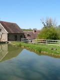 Journées du patrimoine 2016 -Visite libre ou accompagnée d'un commentaire d'un moulin à eau.