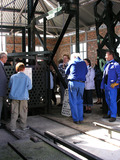 Journées du patrimoine 2016 -Visite du Musée de la Mine à Blanzy