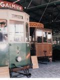 Journées du patrimoine 2016 -Visite du musée des transports pour les journées du patrimoine