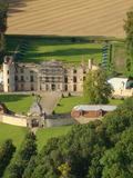 Rendez Vous aux Jardins 2018 -Visite libre des jardins de Villemont en cours de restitution et... en devenir.
