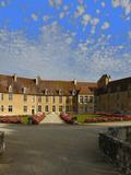 Rendez Vous aux Jardins 2018 -Visite du parc du château d'Epoisses