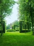 Rendez Vous aux Jardins 2018 -Visite libre du parc du château d'Heudicourt