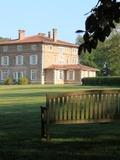 Journées du patrimoine 2016 -Visite du parc du château de l'Auneau fléchée avec document de visite
