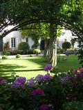 Rendez Vous aux Jardins 2018 -Visite du Parc et de la Cave du Château de Saurs
