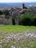 Journées du patrimoine 2016 -Visite du village de Montauroux