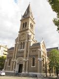 Journées du patrimoine 2016 -Visite de l'église Saint Bruno de Grenoble