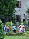 Rendez Vous aux Jardins 2018 -Visite en famille