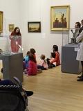 Nuit des musées 2018 -Visite en famille