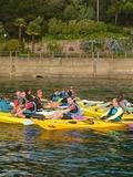 Journées du patrimoine 2016 -Visite en kayak