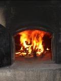 Nuit des musées 2018 -Visite et cuisson du pain / ancien four des Renaudières par le Temps qui passe