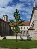 Journées du patrimoine 2016 -Visite guidée de l'Abbaye-Abeïcité de Corbigny
