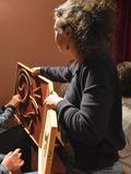 Nuit des musées 2018 -Visite guidée de l'atelier-musée broderie or