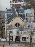 Journées du patrimoine 2016 -Visite de l'église Sainte-Rosalie