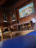 Journées du patrimoine 2016 -Visite guidée de la salle des mariages de l'Hôtel de Ville.