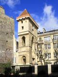 Journées du patrimoine 2016 -Visite commentée de la tour Jean sans Peur, vestige intact d'architecture civile médiévale au cœur de Paris