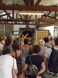Journées du patrimoine 2016 -Visite guidée des ateliers