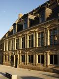 Journées du patrimoine 2016 -Visite guidée des deux façades de l'Hôtel de la Noble Cour